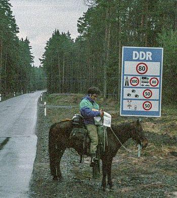 DDR Staatsgrenze