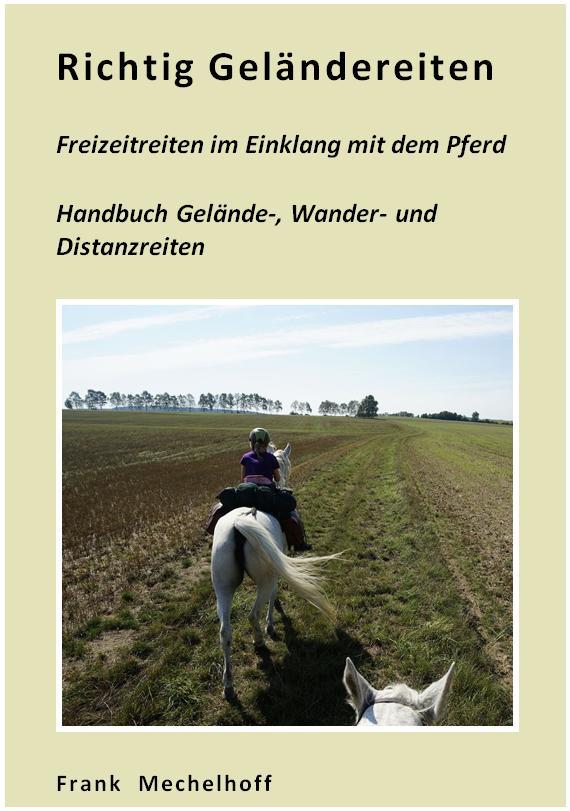 """Buchprojekt               """"Handbuch Geländereiten"""""""