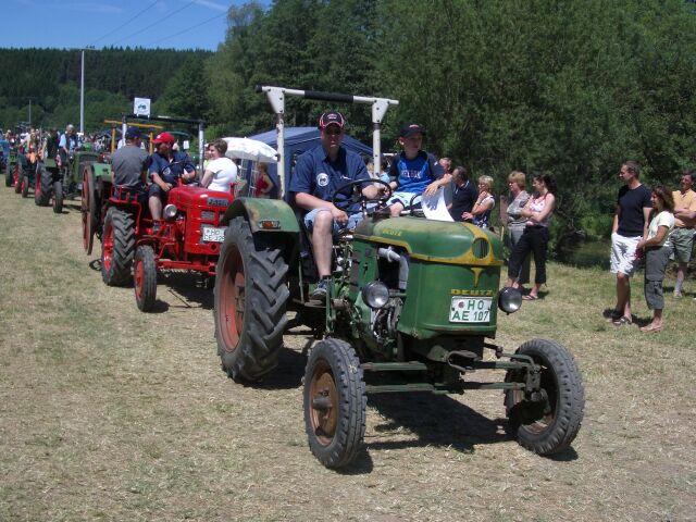 Besteuerung von traktoren
